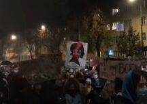 Protestele masive