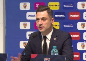 Mirel Rădoi, la conferința de presă de după înfrângerea cu Austria: Declarațiile selecționerului