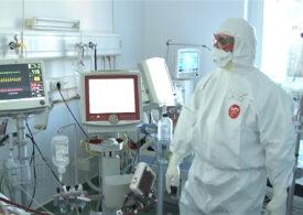 Medici, asistenţi şi infirmeri de la Spitalul Judeţean de Urgență Satu Mare, infectaţi cu COVID-19
