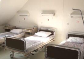 Arafat anunţă măsurile de creştere a numărului de paturi ATI pentru pacienţii COVID