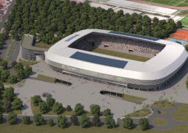 Un nou stadion modern în România