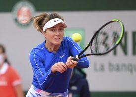 Surpriză de proporții la Roland Garros: Elina Svitolina, eliminată în sferturi de o jucătoare venită din calificări!