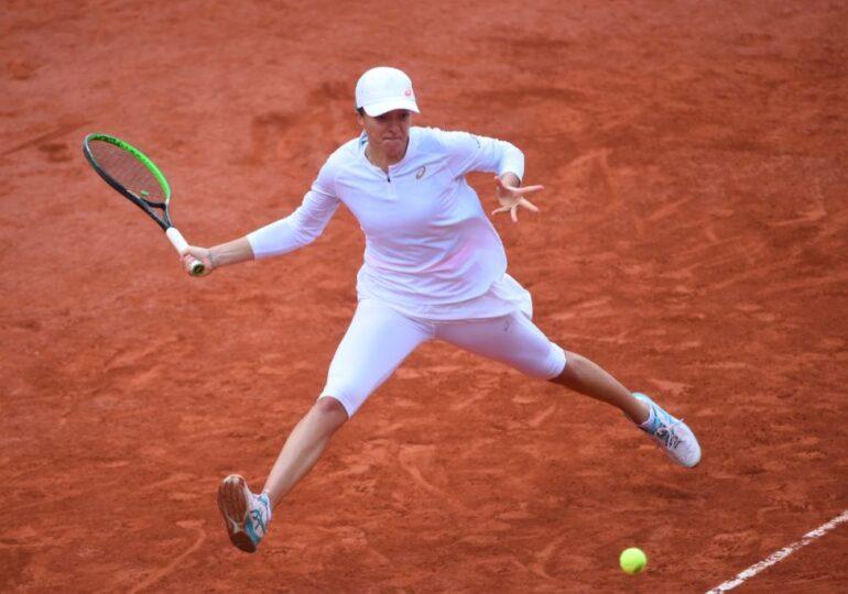 Reacția oferită de Iga Swiatek după succesul formidabil de la Roland Garros