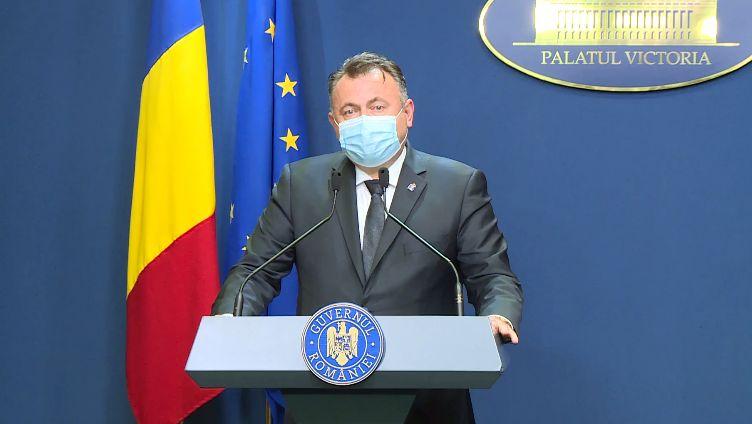 Peste 3.200 de angajați din sănătate au fost infectați cu COVID-19. Tătaru, în cea mai grea zi din pandemie: Sistemul medical încă rezistă
