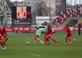 Liga 1: UTA câștigă și urcă pe loc de play-off