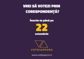 Alegerile s-au încheiat, vin alegerile: Românii din diaspora mai au 15 zile la dispoziție dacă vor să voteze prin corespondență la parlamentare