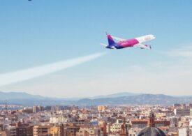 Wizz Air se extinde în România: Introduce trei noi destinaţii din Cluj-Napoca şi creşte frecvenţa pe alte nouă rute