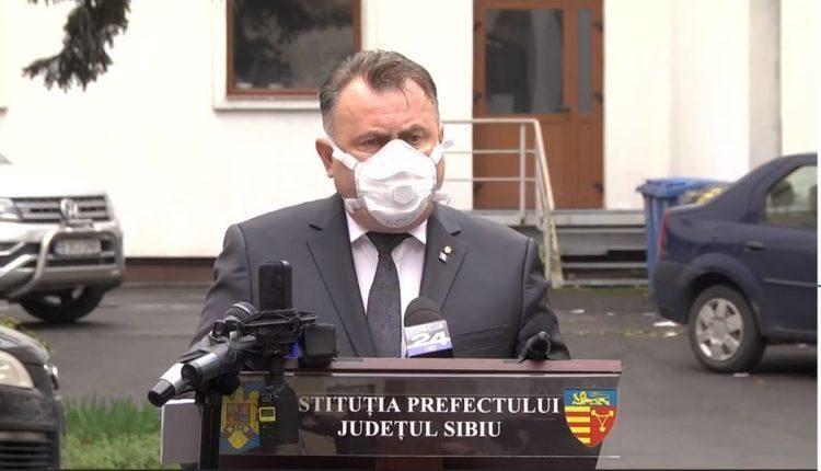 Autorităţile nu iau în calcul carantinarea Sibiului, deşi în oraş rata de infectare a depăşit 6 la mie. Ce măsuri cere Nelu Tătaru