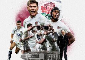 Anglia a câştigat Turneul celor Şase Naţiuni la rugby
