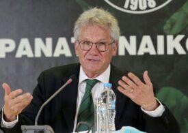 Jucătorii lui Panathinaikos au cerut demiterea lui Boloni