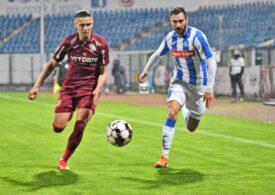 CFR Cluj, eliminată prematur din Cupa României. Iată toate rezultatele zilei din faza 16-imilor