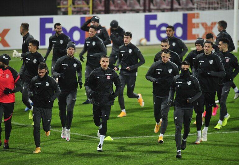 CFR Cluj, dată în judecată de un club din Liga 1