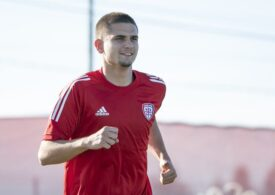 Antrenorul lui Cagliari, cuvinte de laudă la adresa lui Răzvan Marin: Are acel dribling care lipsește altora