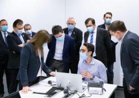 Studenții la Medicină  sunt voluntari la DSP București