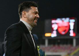 Scrisoarea trimisă de Cosmin Contra după plecarea de la Dinamo