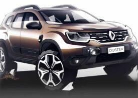 Noi amănunte despre Dacia Duster facelift: Decizia surprinzătoare luată de constructorul de la Mioveni