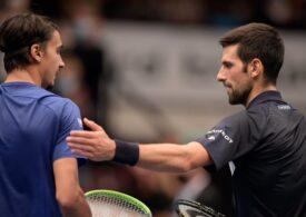 Novak Djokovici s-a apropiat de Ilie Năstase într-un clasament negativ din ATP, după eșecul usturător de la Viena