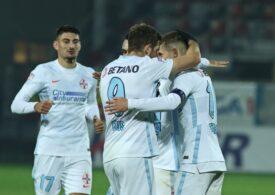 Liga 1: FCSB face spectacol cu Botoșani și devine noua lideră a campionatului