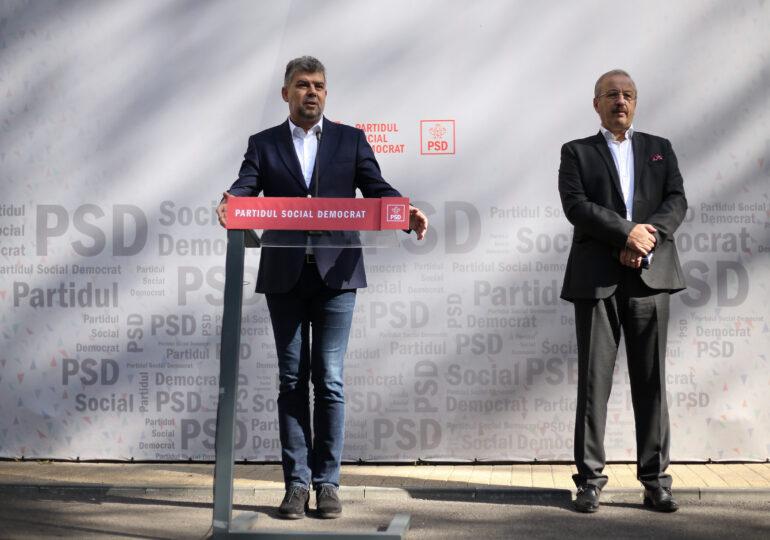 Savoarea declaraţiilor PSD