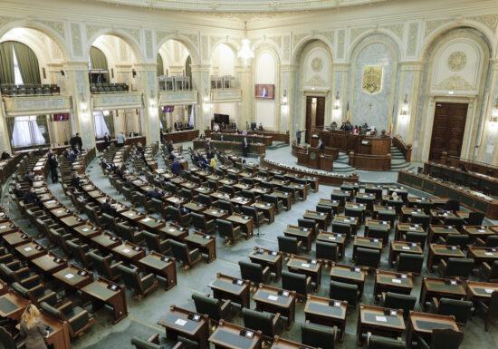 Câți senatori și deputați are fiecare partid în noul Parlament (Infografice)
