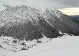 După zăpadă, vine frigul: E cod galben de viscol la munte şi la Bucureşti vor fi chiar şi -8 grade