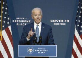 China îl felicită pe Joe Biden pentru victoria în alegeri. Inițial a spus că aşteaptă anunţarea rezultatelor oficiale