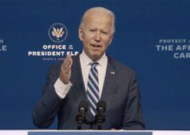 Administrația Trump nu îl lasă pe Joe Biden să aibă acces la mesajele primite de la lideri străini