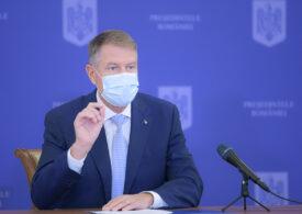 Iohannis, despre sesizarea depusă de PSD la CNA și acuzațiile că face campanie pentru PNL: Constituţia nu spune că preşedintele trebuie să fie mut. Cum să stau să mă uit la Lună sau la Soare?
