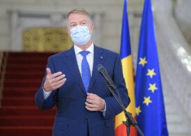 Iohannis: Avem de-a face cu o adevărată problemă de securitate națională. Strategia de vaccinare anti-Covid va fi supusă aprobării într-o şedinţă CSAT
