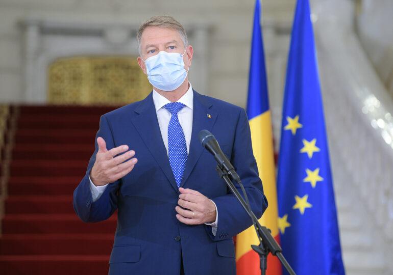 Iohannis: Avem la dispoziție peste 30 de miliarde de euro. E nevoie de investiții în spitale, în școli, în locuri de muncă și programe de mediu