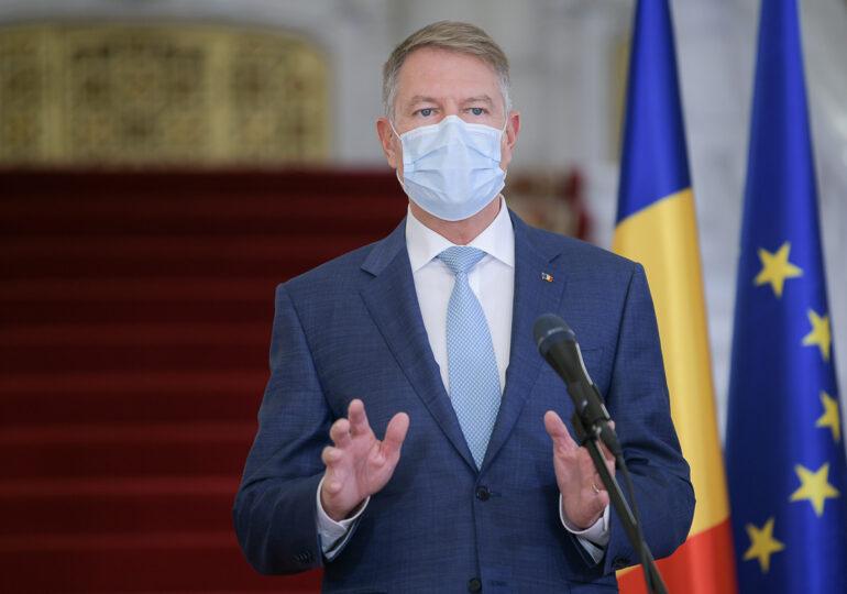 Iohannis: România a intrat complet nepregătită într-o criză sanitară fără precedent. PSD este principalul vinovat. Pe 6 decembrie, trebuie să lăsăm în urmă definitiv acest coșmar