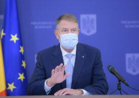 Iohannis anunță că va fi prelungită starea de alertă. Noaptea va trebui să fim în case mai devreme, dar nu vom avea lockdown de Paște
