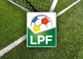 Liga 1: Rezultatele din etapa a 16-a și clasamentul actualizat