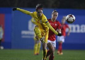 Cazuri de coronavirus și la naționala feminină de fotbal a României