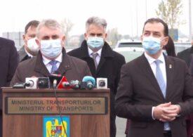 Ministrul Bode susţine că 1.000 de km de autostradă până în 2024 nu sunt proiecte fanteziste