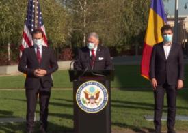 Ce au discutat premierul Orban și Nicușor Dan cu ambasadorul SUA