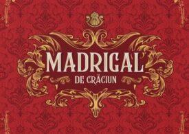 Corul Madrigal lansează două albume de Crăciun: colinde românești și colinde internaționale