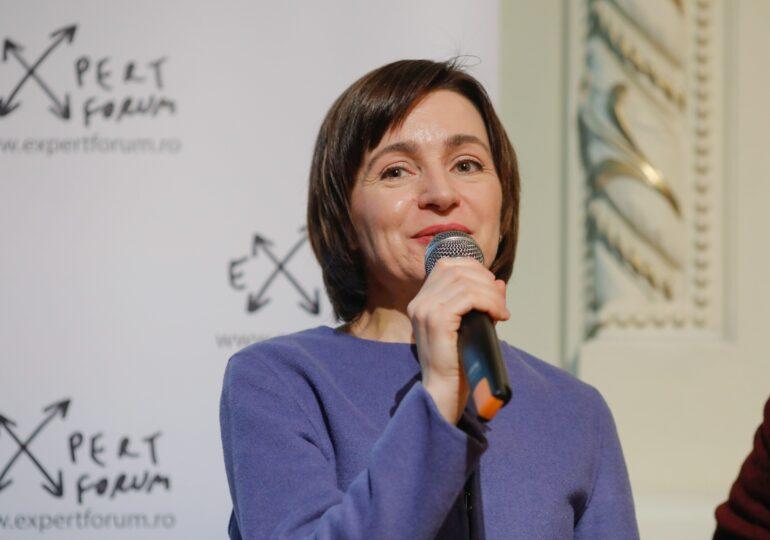 Alegeri prezidențiale în Republica Moldova: Au fost numărate toate voturile, Maia Sandu câştigă detaşat