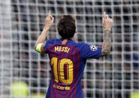 Cifre catastrofale pentru Lionel Messi în acest debut de sezon la Barcelona