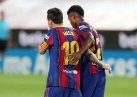 Decizie bizară luată de Koeman la Barcelona. Messi, pe banca de rezerve cu Betis