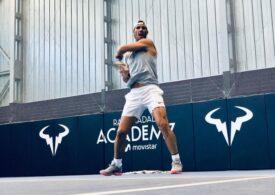 Rafael Nadal s-a retras de la încă un turneu
