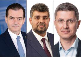 PNL, favorit să câștige alegerile. PSD și USR-PLUS luptă pentru locul doi. De această dată, absenteismul nu-i ajută pe social-democrați