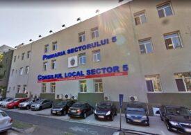 Cazuri de Covid și la Primăria Sectorului 5. Activitatea cu publicul a fost supendată