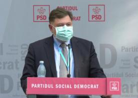 Rafila ar vrea un centru de vaccinare special pentru parlamentari