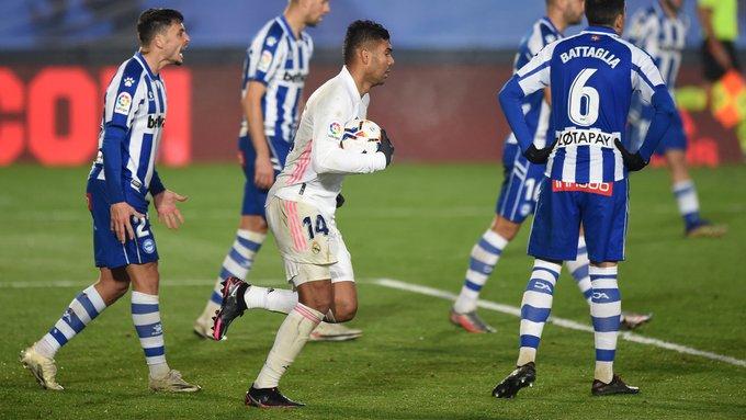 Real Madrid, un nou eșec surprinzător pe teren propriu (Video)