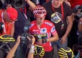 Roglici, aproape de victoria finală în Turul Spaniei, La Vuelta