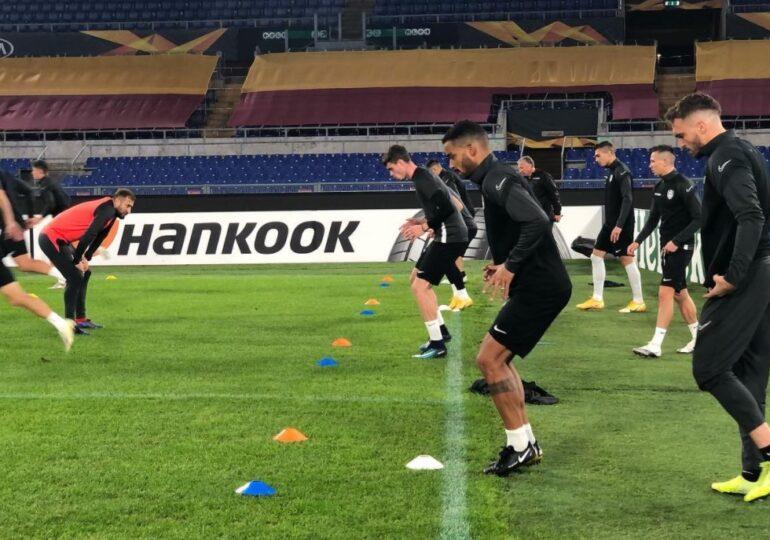 Presa din Italia, despre înfrângerea la scor suferită de CFR Cluj cu AS Roma