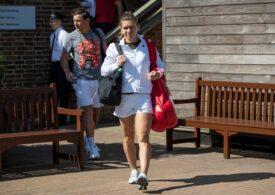 Reacția Simonei Halep după ce a primit cu 10 euro mai puțin decât Novak Djokovici