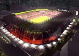 Dinamo va avea un nou stadion