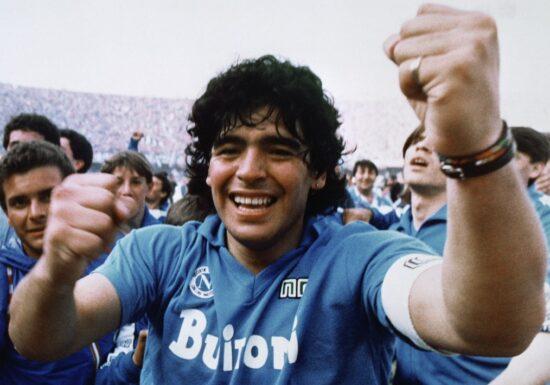 Decizia luată de Napoli după moartea lui Maradona